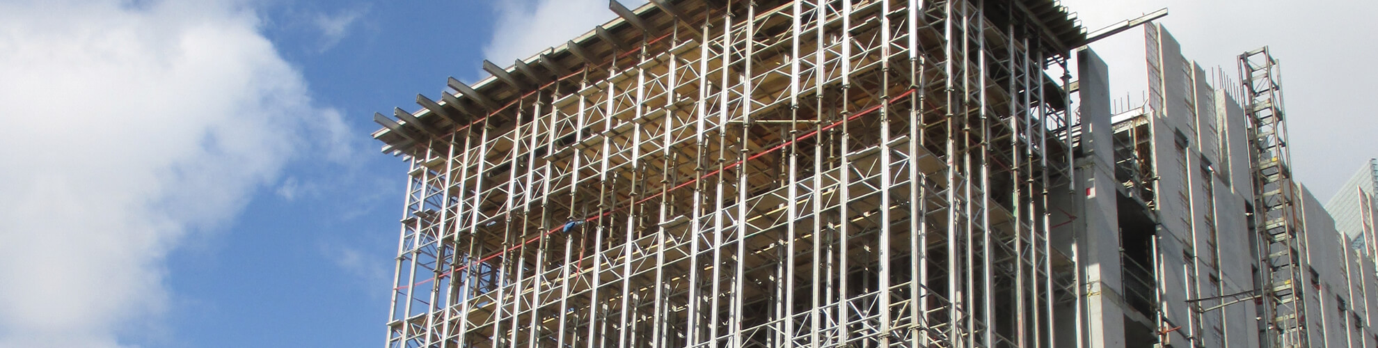 Concrete frames, formwork and falsework solutions from Ischebeck Titan