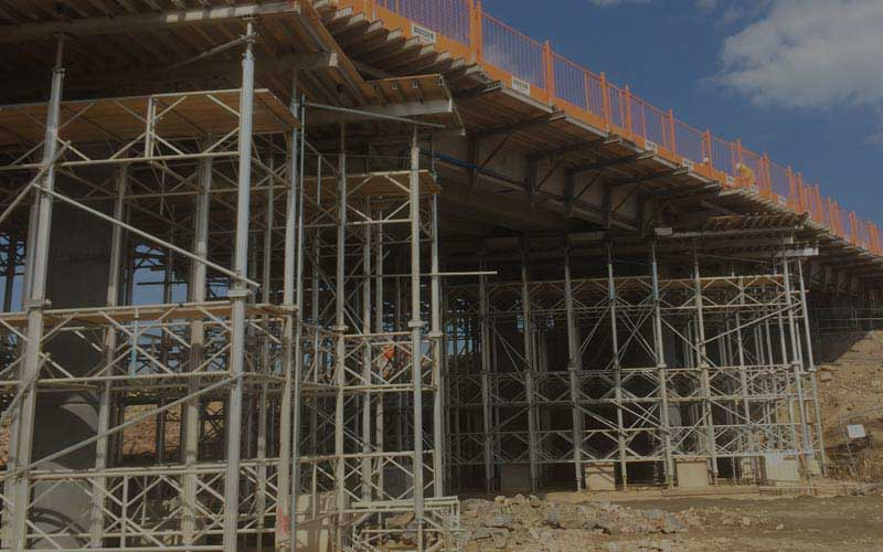 Ischebeck Titan Formwork Amp Falsework Ground Engineering